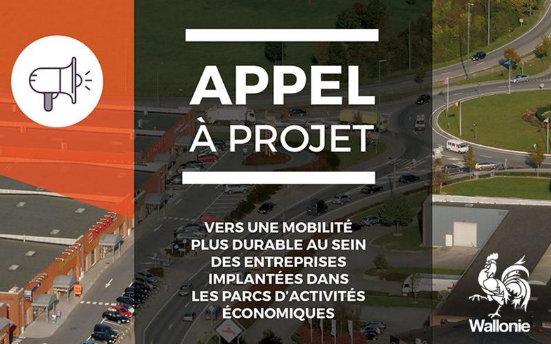 Mobilité durable et entreprises : appel à projets