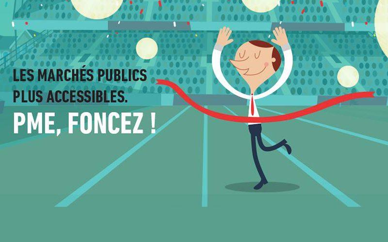 Marchés publics : accès simplifié pour les PME