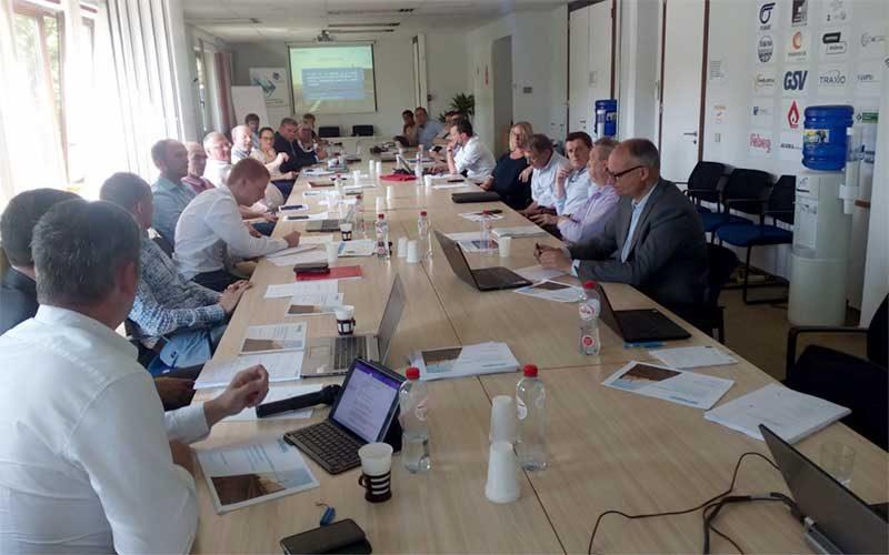 Première réunion du Comité wallon des Utilisateurs Industriels du Rail (CUIR)