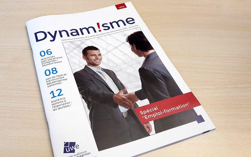 Le «Dynam!sme» spécial «Emploi-Enseignement-Formation» est en ligne !