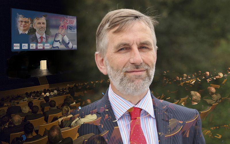 Jacques Crahay, Président de l'UWE : «Construisons ensemble la Wallonie des générations futures !»