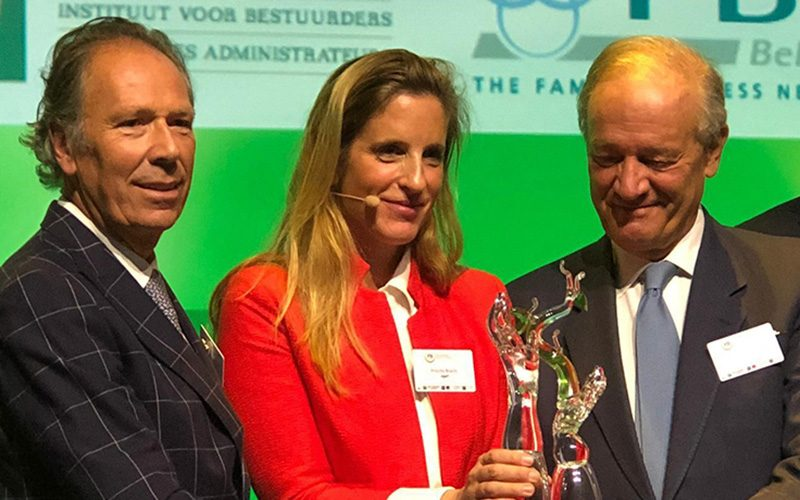 SIPEF élue «Family Business Award of Excellence® 2018»