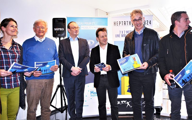 2 ministres, 1 député et 5 candidats ont testé la mobilité innovante !