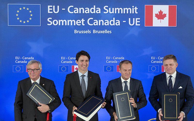 Le CETA entre en vigueur aujourd'hui !