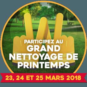 «Grand Nettoyage de Printemps» : l'UWE participe !