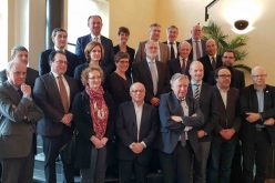 Yves Prete et Olivier de Wasseige membres du Comité d'Accompagnement du Plan wallon d'investissement