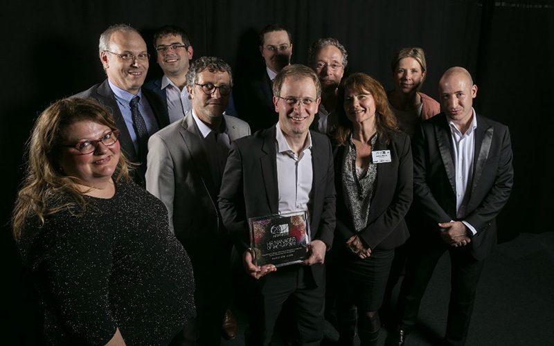 Philippe Bertin (Prayon) élu «HR Manager of the Year©» 2018