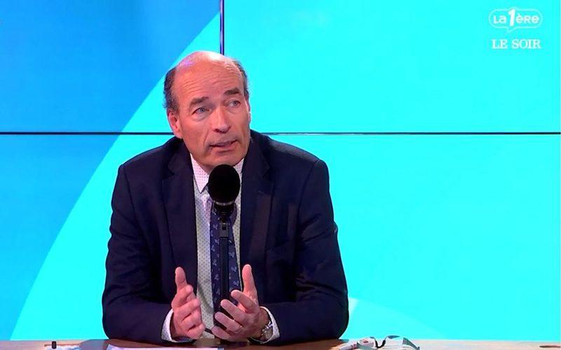 Olivier de Wasseige au «Grand Oral RTBF-Le Soir»