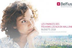 Les finances des pouvoirs locaux en Wallonie : étude Belfius