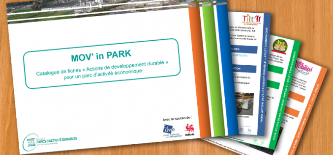 Le «MOV'in PARK»  est maintenant disponible !