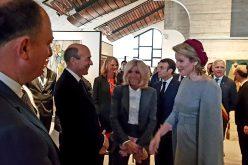 Rencontre avec le président Emmanuel Macron : l'UWE était présente
