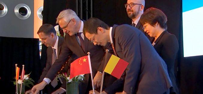 Alibaba à Liège : c'est signé !