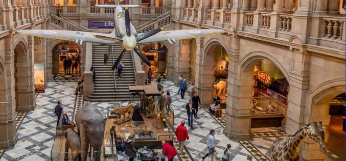 Mission économique dans les musées en Ecosse