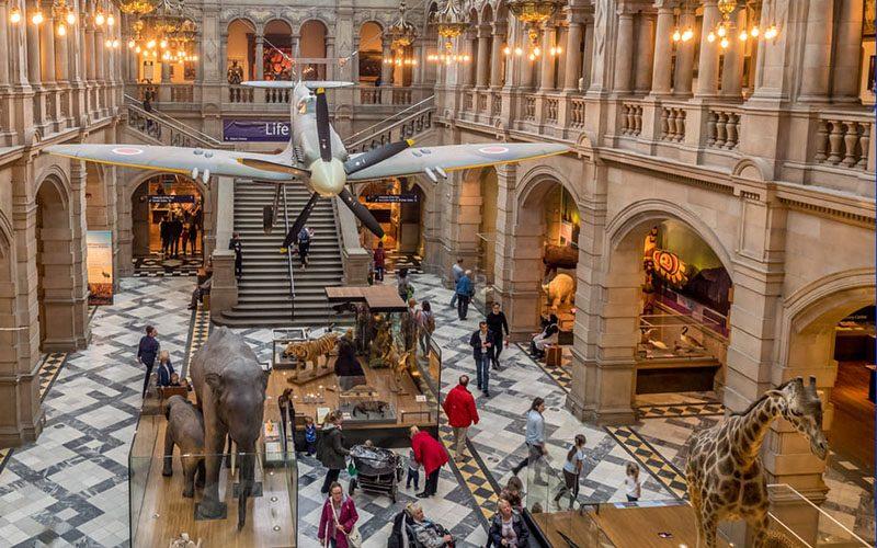 Mission économique dans les musées en Écosse