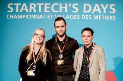 Bravo aux 97 médaillés, champions belges des métiers techniques !