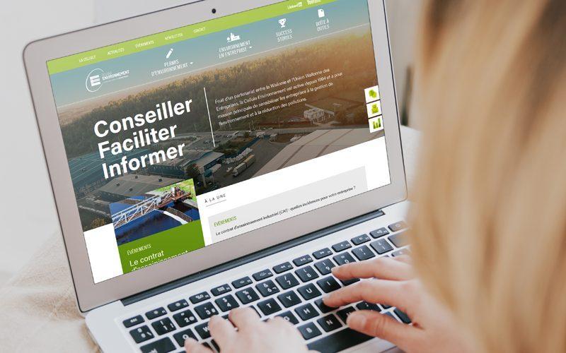 Entreprise, Environnement et SME : la Cellule Environnement de l'UWE mène l'enquête…