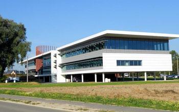 L'UWE s'installe à Louvain-la-Neuve...