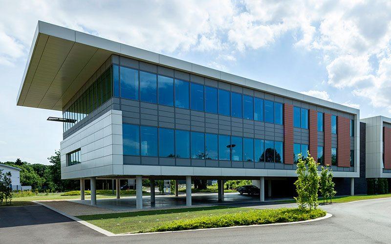 Des bureaux disponibles au Business Center de la Maison des Entreprises Wallonnes