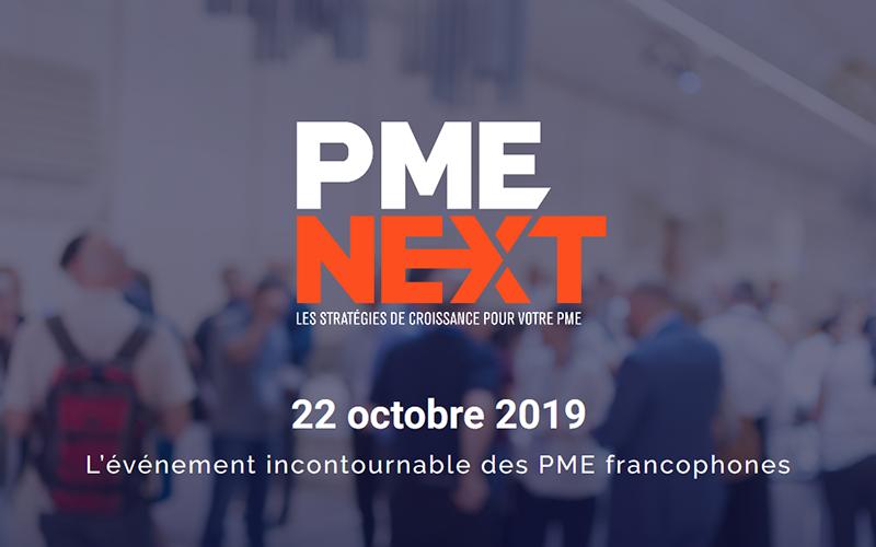 PME-NEXT 2019 – Les PME francophones face aux défis de l'entrepreneuriat