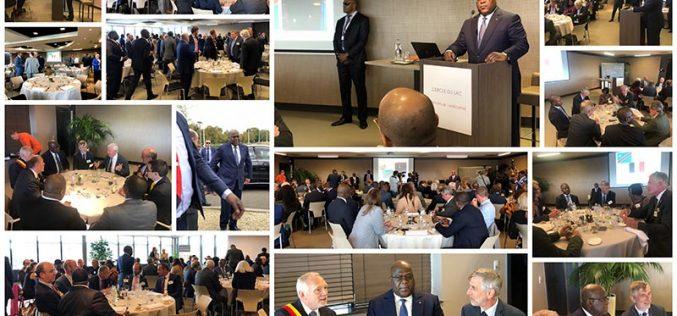 L'UWE reçoit le Président de la RDC, Félix Tshisekedi