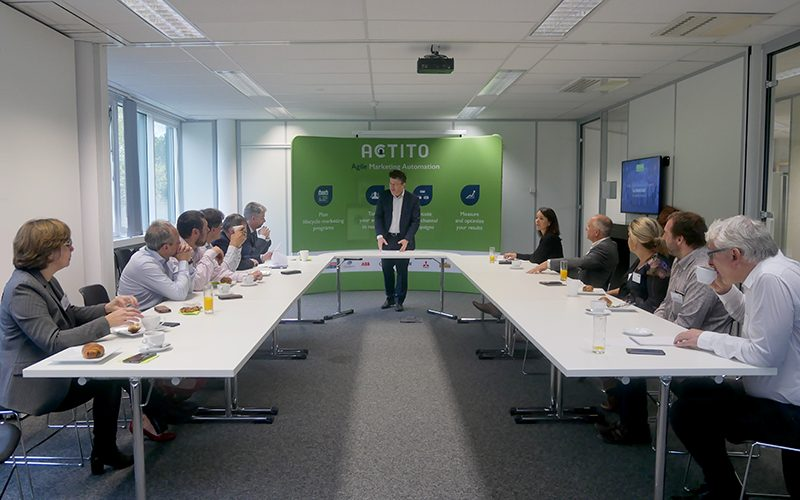 ACTITO poursuit son développement outre-Atlantique