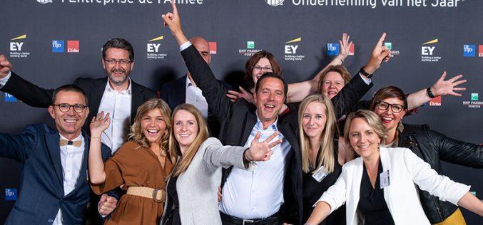 Entreprise de l'année : Dufour est fier d'être finaliste et avant tout fier de ses collaborateurs !