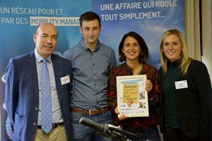 """Les gagnants 2019 du """"Défi Mobilité des Entreprises"""" et du """"Challenge Vélo"""" sont connus !"""