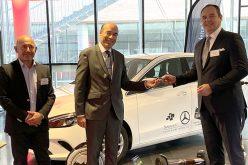 Partenariat entre Sogalux Mercedes-Benz et l'UWE