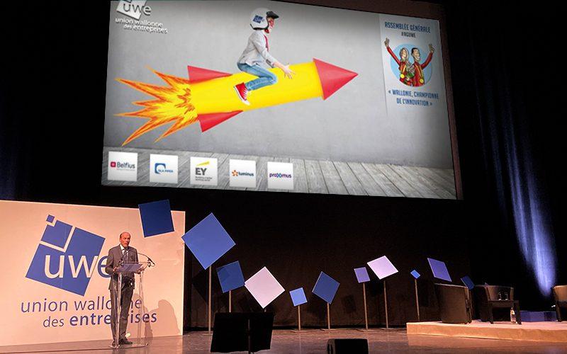 AG 2019 : Wallonie, championne de l'innovation !