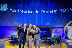 EASI élue Entreprise de l'Année® 2019, CluePoints Scale-up de l'Année 2019
