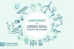 Lancement du «Green Deal Achats circulaires»