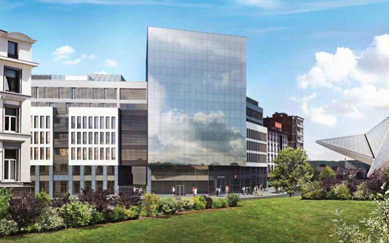 EY Liège déménage et anticipe les nouvelles tendances du monde du travail