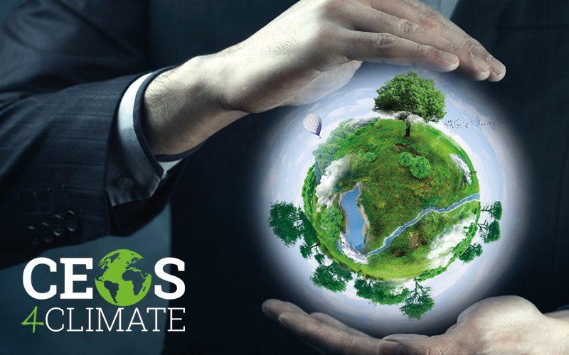 CEO's 4 Climate : événement de lancement