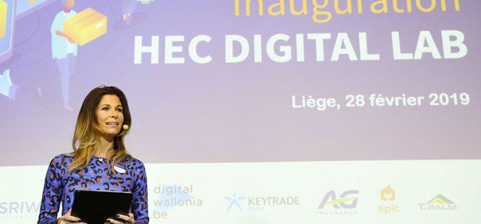 Le HEC Digital Lab souffle sa première bougie !