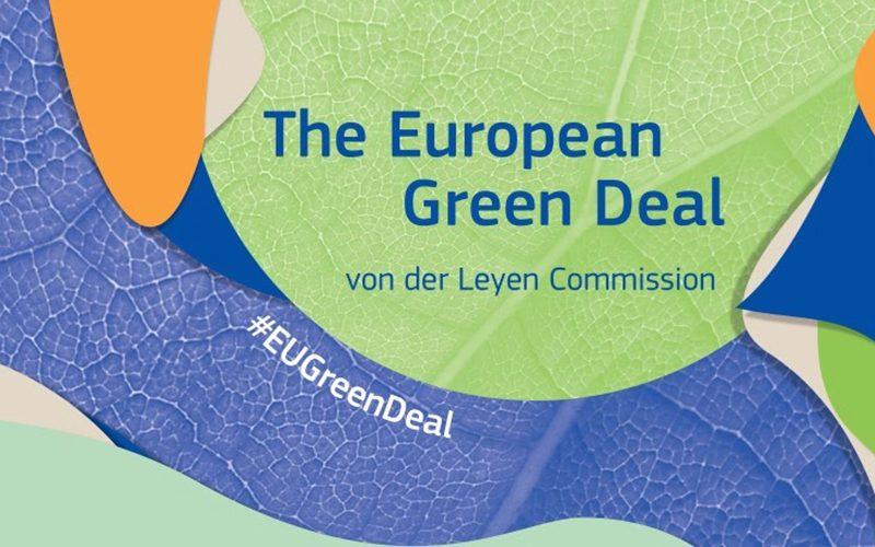 «Green Deal» : le pacte vert pour l'Europe