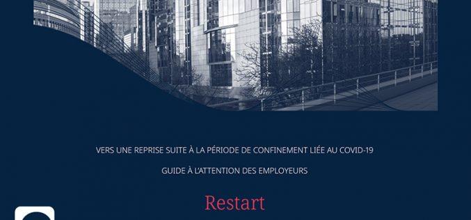 Restart : un guide à l'attention des employeurs