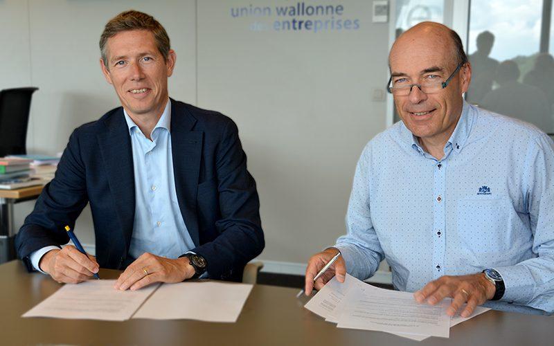 SD Worx devient partenaire structurel de l'UWE !