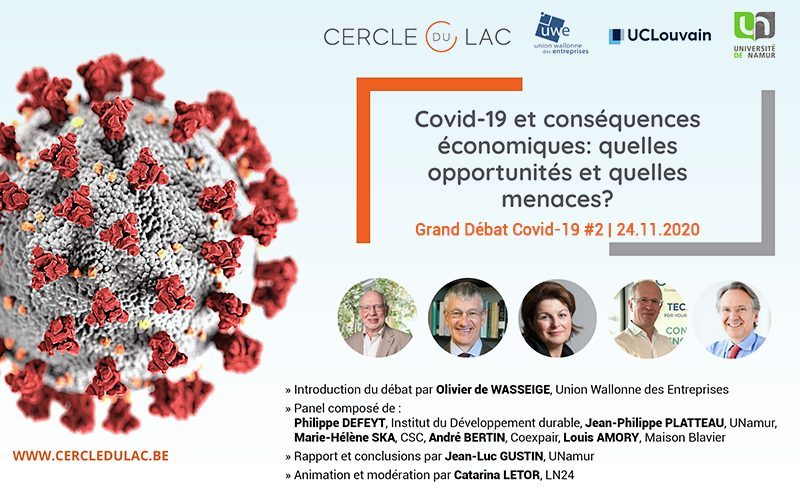 Grand Débat Covid-19 : comprendre la crise pour mieux rebondir #2