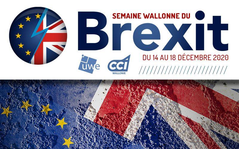 Semaine wallonne du Brexit du 14 au 18 décembre