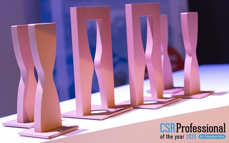 Qui sera le CSR Professional of the Year 2020 ?