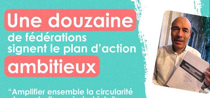 Emballages industriels : premier plan d'action pour le monde industriel belge