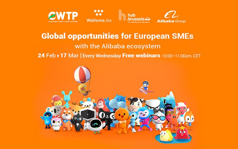 Global opportunities for European SMEs with the Alibaba ecosystem