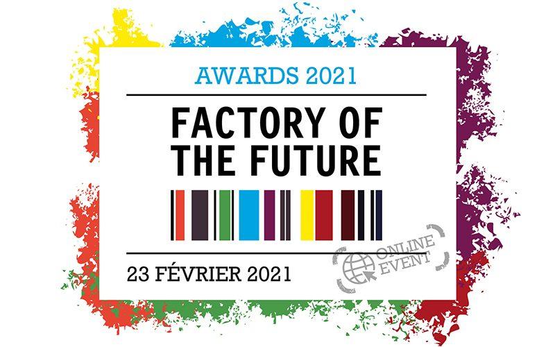 Cérémonie des «Factories of the Future Awards 2021»