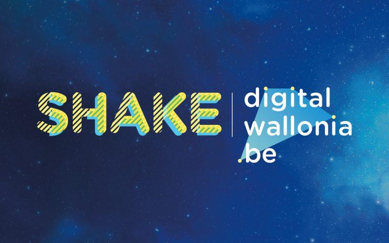 SHAKE Digital Wallonia | Du 1er au 6 mars 2021