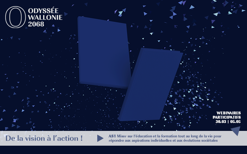 Odyssée 2068, de la vision à l'action #AS1