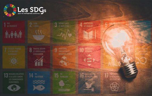 SDGs : les entreprises wallonnes s'engagent !