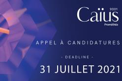 Prix «CAÏUS» 2021 : appel à candidatures