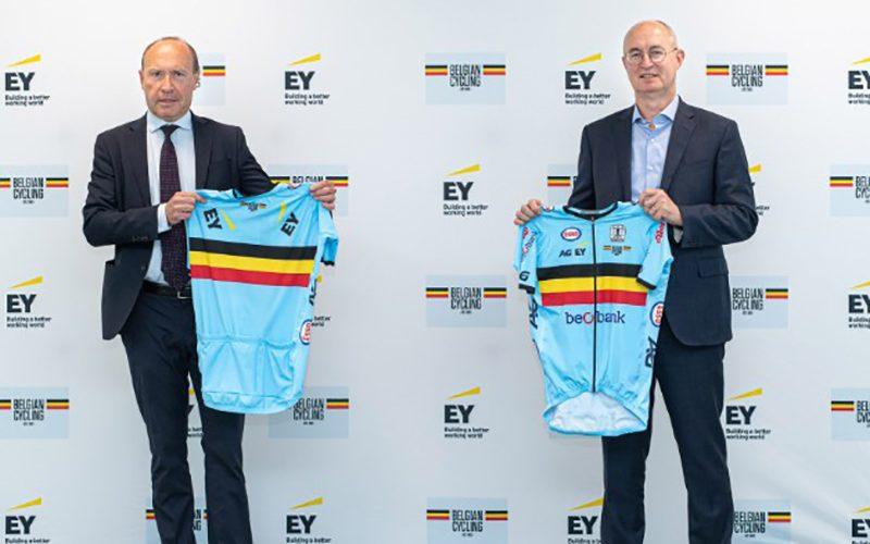 EY, nouveau sponsor de Belgian Cycling