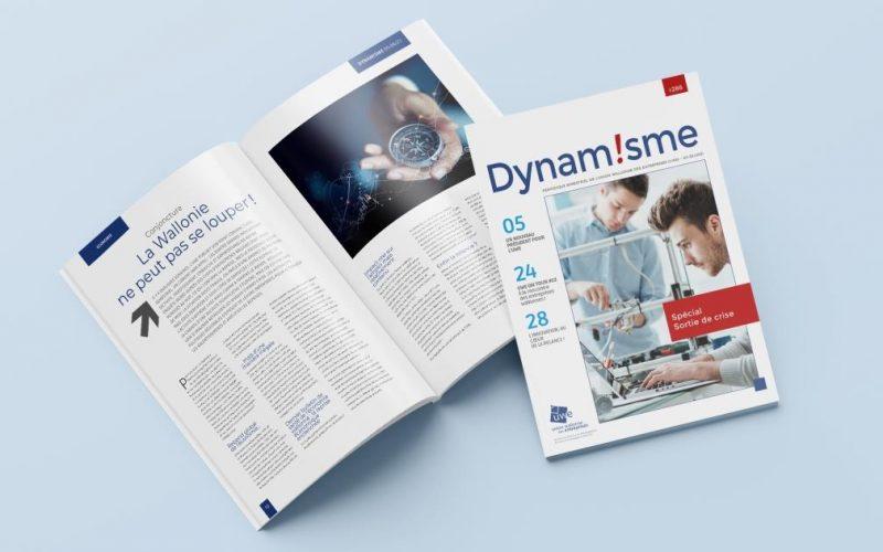 Le «Dynam!sme» consacré à la sortie de crise est paru !