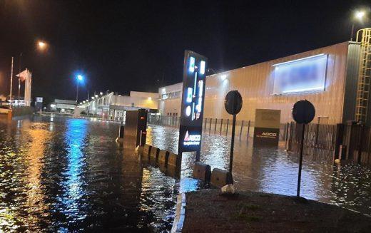 Inondations : l'UWE exprime son soutien aux entreprises et leurs travailleurs touchés